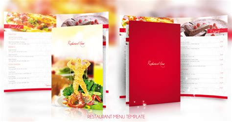 72 Free Premium Restaurant Templates Suitable For Professional Business Free Psd Templates Menu Template Psd