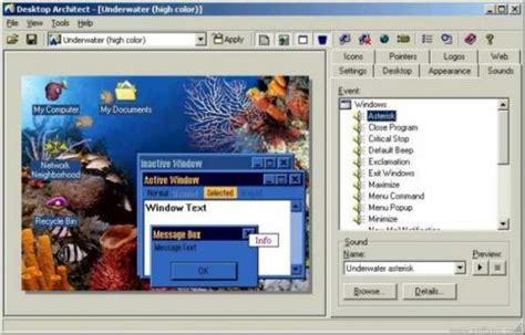 computer themes softonic desktop architect download