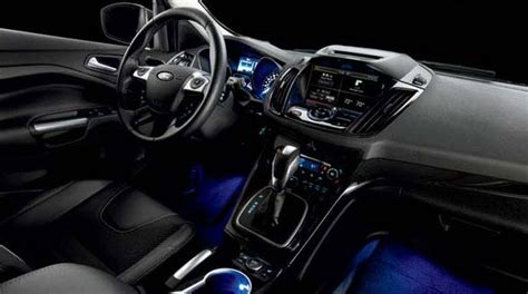 Ford Escape 2013 Interior by 2013 Ford Escape Titanium Edition The Automotive Review