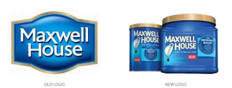 maxwell house logo maxwell house brings back traditions on logolounge com