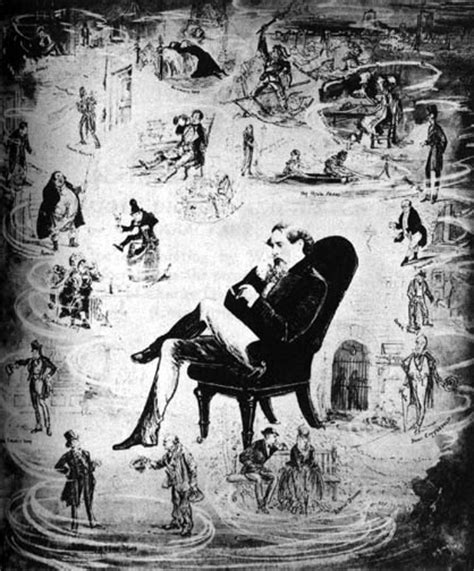 charles dickens biography victorian web charles dickens among his characters