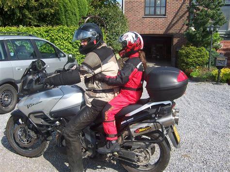 Motorradbekleidung Nach Ma by Kinder Auf Motorrad Www Xf650 De