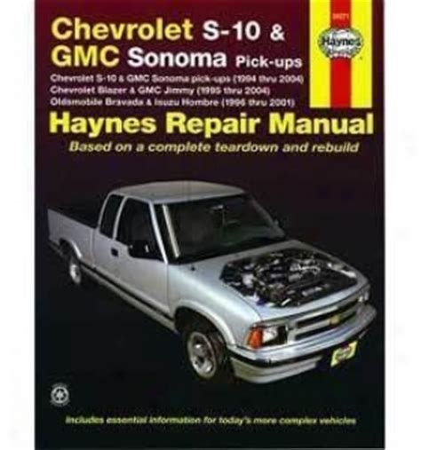 chevrolet tahoe repair manual from haynes autos post