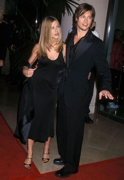 Brad Took Secret Vows by 25 Best Ideas About Brad Pitt Aniston On