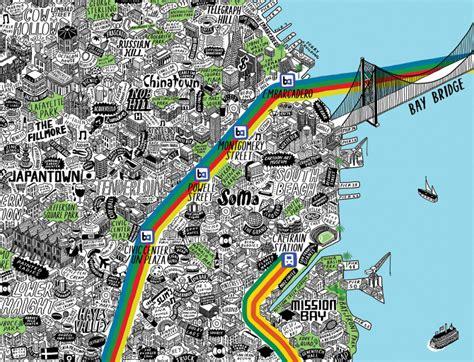 san francisco map dwg map of san francisco sparks