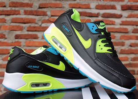 Sepatu Wanita Nike Run jual sepatu running sepatu wanita nike airmax high hitam hijau biru jambrin s shop 3