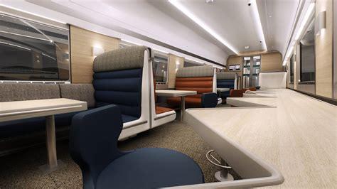 The Sleeper by Railway News Of New Caf Built Caledonian Sleeper
