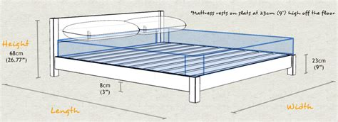 Bed Height by Low Bed Space Saver Get Laid Beds