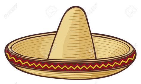 cartoon sombrero mexican sombrero cartoon www imgkid com the image kid