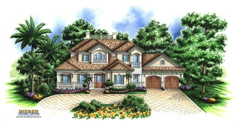 house plans golf course home house design plans