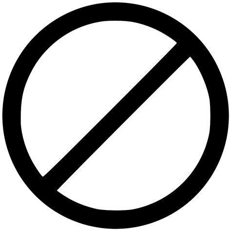 The Sign Black no sign black and white baskan idai co
