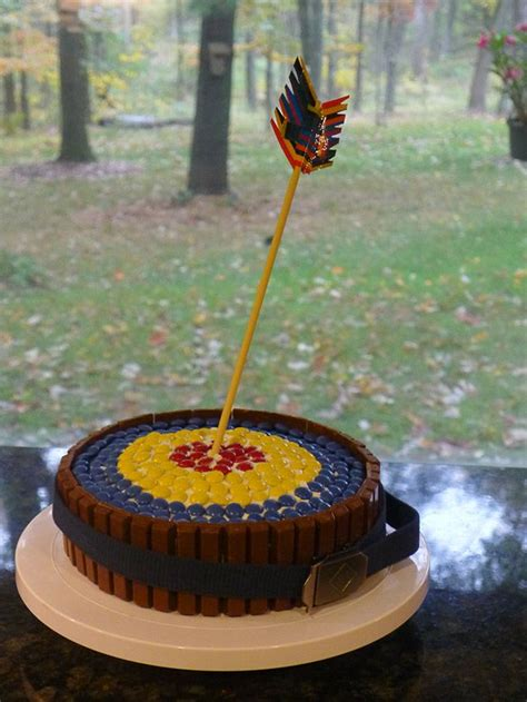 11 impressive cub scout cakes for blue and gold that look