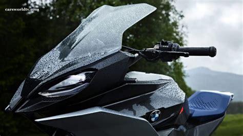 bmw motorrad concept cento  design  youtube