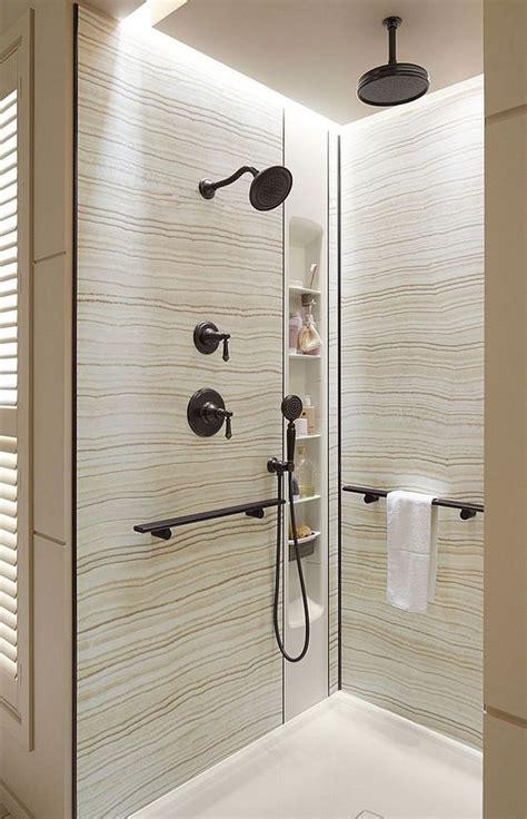 kohler choreograph kohler s choreograph shower wall accessory collection is