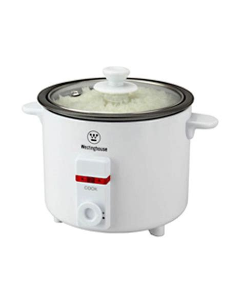 Rice Cooker Mini Terbaru westinghouse 300 ml wkrc 01 mini rice cooker white price in india buy westinghouse 300 ml wkrc