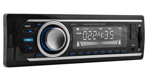 How To Add Usb Port To Car Stereo by Car Stereo Xo Vision Car Stereo Receiver With 20 Watts X