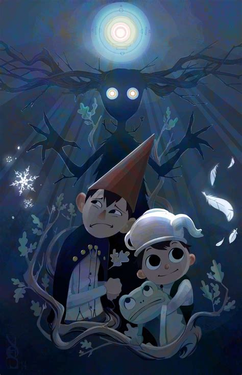 17 Best Images About Over The Garden Wall On Pinterest The Garden Wall Network