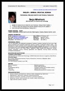 Sample Resumes For Experienced Professionals professionals resume samples for experienced it professionals resume