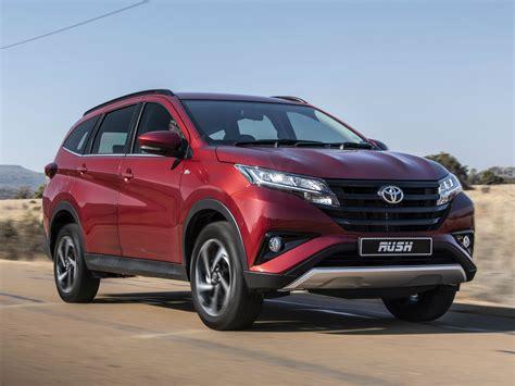 Toyota Rush (2018) Specs & Price   Cars.co.za