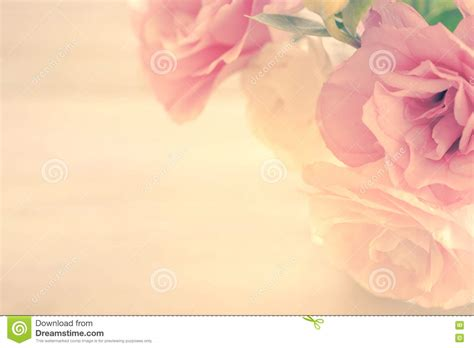 vintage style floral background with pink blooms royalty vintage floral background with gentle pink flowers stock