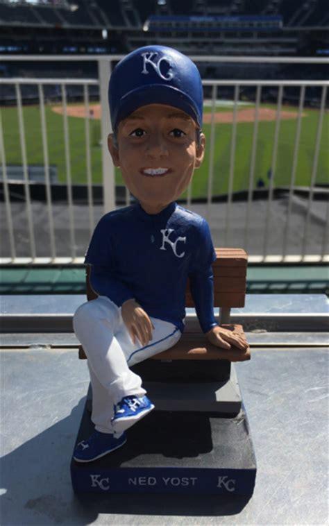 Kansas City Royals Giveaways - may 14 2016 kansas city royals ned yost bobblehead