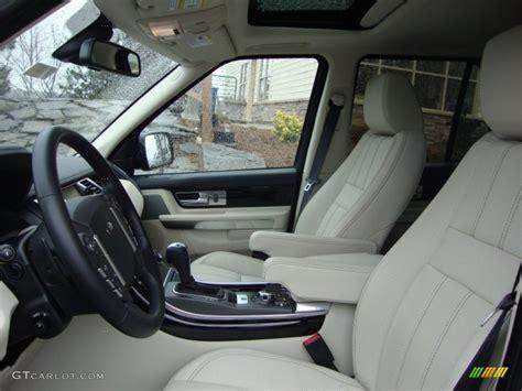 Black Range Rover Interior by Ivory Interior 2011 Land Rover Range Rover Sport