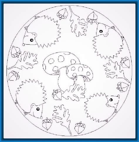 dibujos de mandalas para ni 241 os para pintar dibujos de y mandalas para nios imprime mandalas para ni 241 os de