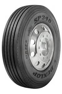 Dunlop Heavy Duty Truck Tires Dunlop Offers Sp348 All Position Steer Tire