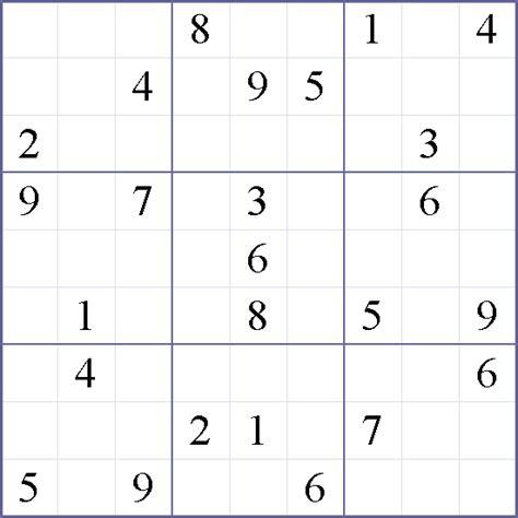 printable crazy sudoku sudoku weekly crazy puzzle