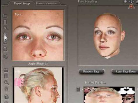 hacer imagenes en 3d online 08 vts poser pr 225 ctico crear cara 3d a partir de fotos