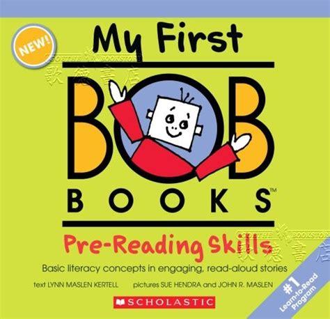 其他系列 my bob books pre reading skills 全新正版產品