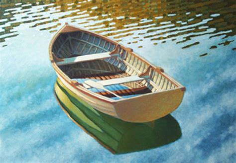 row your own boat book a collision with an empty rowboat own the 24