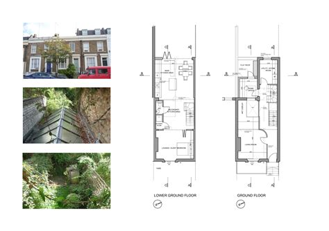 ground floor extension plans architect designed house extension hammersmith fulham w14