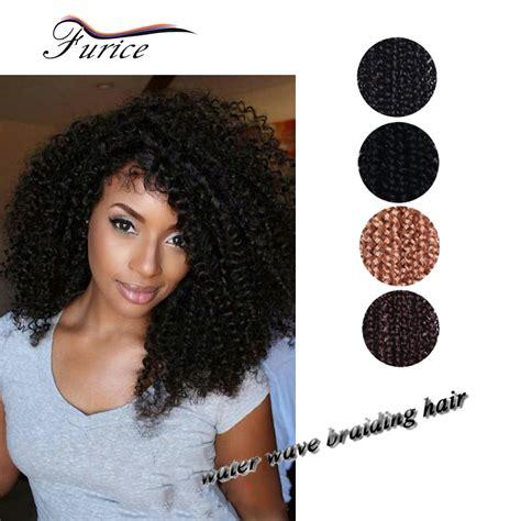 pre curl crochet braids setting lotion freetress 18inch deep twist crochet hairstyle freetress