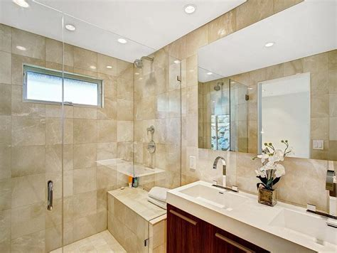 Small Master Bathroom Ideas With Ceramic Tile Bathroom Small Master Bathroom Design Ideas