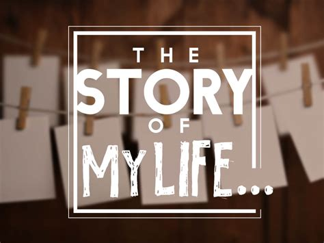 the story of life the story of my life april 2017 abt