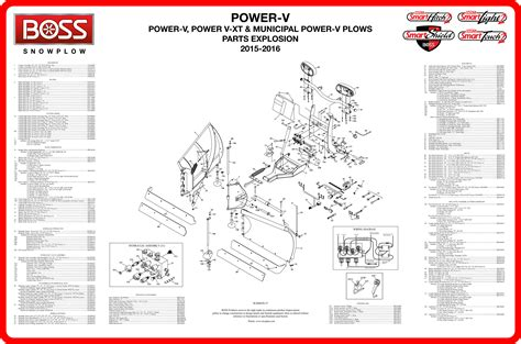 blizzard plow parts diagram meyers snow plows