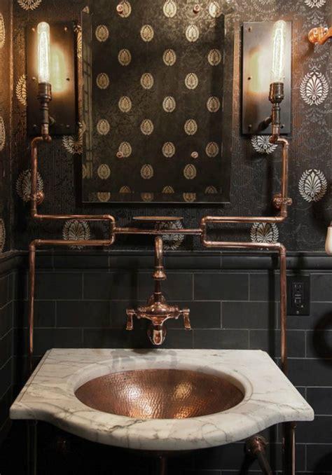 antique bathrooms 15 industrial vintage bathrooms house design and decor