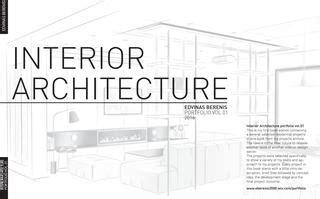 interior architecture interior design portfolio