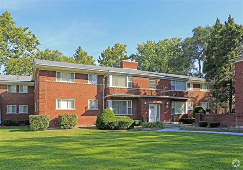Knob In The Woods Southfield Mi by Knob In The Woods Apartments Rentals Southfield Mi