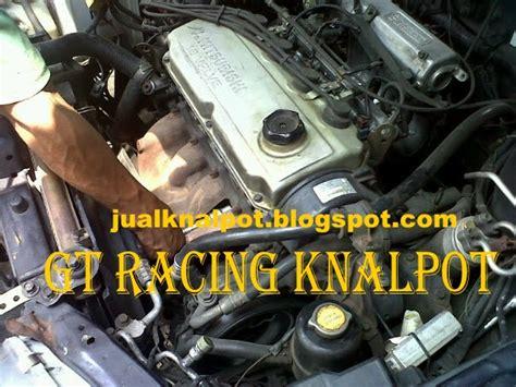 modifikasi knalpot racing header knalpot mobil