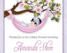 handmade unique baby shower invitations etsy