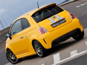 Fiat 500 Abarth Second Fiat 500 Abarth 695 Tributo Specs 2009 2010