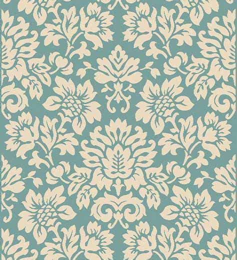 Tapete Kolonialstil by Wallpaper Laurelhurst Colonial