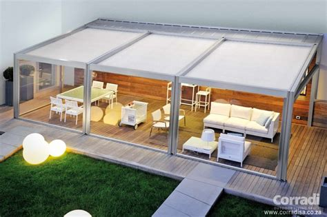 Outdoor Patio Awning by Pergotenda Patio Awnings With Retractable Roofs By