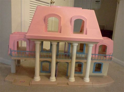 little tikes dolls house vintage little tikes dollhouse this is my doll house