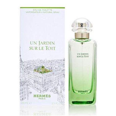 Hermes Un Jardin Surlenir Edt 100ml Original un jardin sur le toit by hermes 3 4 oz edt for and om fragrances