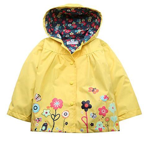 Kid Hoodie Raincoat Green arshiner baby kid waterproof hooded coat jacket