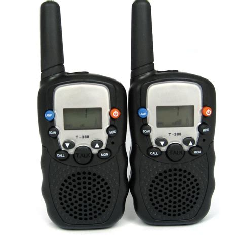 walkie talkie new technology a pair of walkie talkie headset pairs for