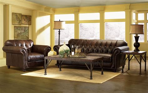 sealy living room furniture furniture entranching tufted leather sofa for living room